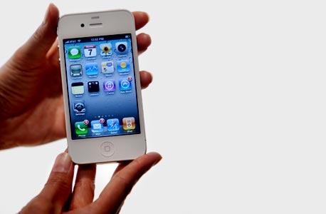 ייאסר לייבוא ומכירה. אייפון 4