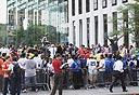 השקת האייפון בניו יורק, צילום: טלי שמיר