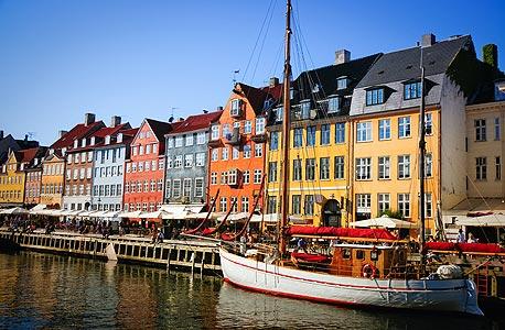 מקום 8. קופנהאגן, דנמרק, צילום: shutterstock