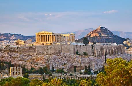 אתונה, צילום: shutterstock