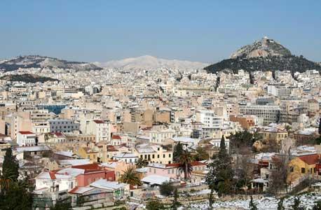 מקום 50. הכי זולה - אתונה, יוון, צילום: shutterstock