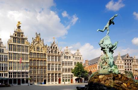 בלגיה. חיים נוחים, צילום: shutterstock
