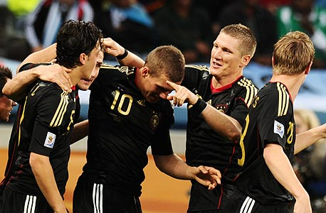 הנבחרת הגרמנית. הכי צעירה מאז 1934