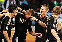 נבחרת גרמניה. אתם אוהבים אותם, צילום: איי אף פי