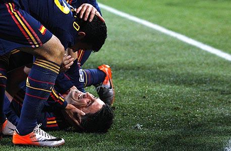 נבחרת ספרד. שום דבר לא מונע מהנבחרות הגדולות לעשות טורניר משל עצמן