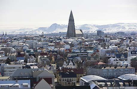 רייקאוויק שבאיסלנד. חוקה דרך הרשת, צילום: בלומברג
