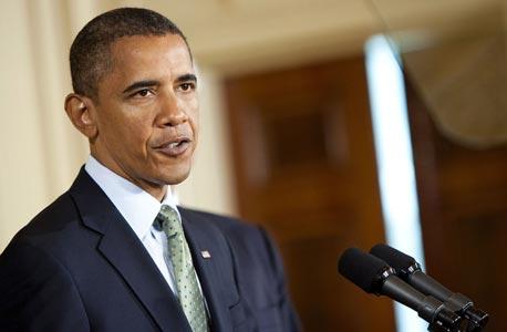 הנשיא האמריקאי ברק אובמה, צילום: בלומברג