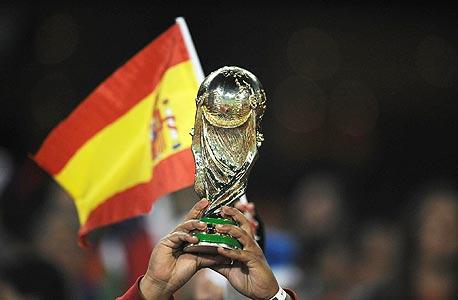 גביע העולם בכדורגל. מוביל בחיפושים, צילום: אי פי אי