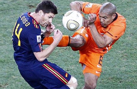 הולנד נגד ספרד: עכשיו בשוק העברות השחקנים