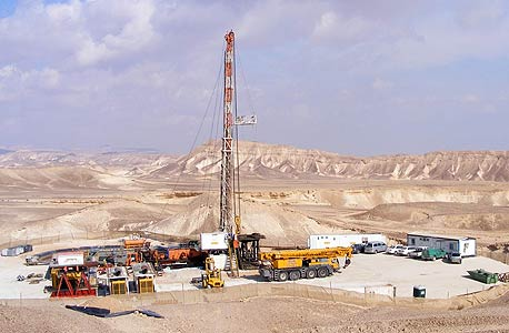 קידוח נפט