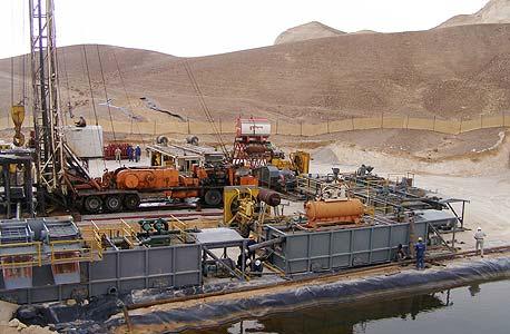 זרח: קידוח אמונה 1 מפיק 588 חביות נפט מהול במים ביממה