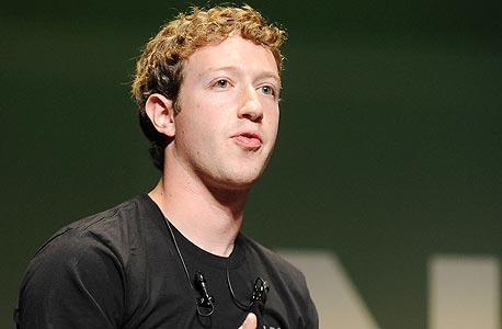 """מנכ""""ל פייסבוק מארק צוקרברג בצעירותו. ייסד את פייסבוק בגיל 19"""