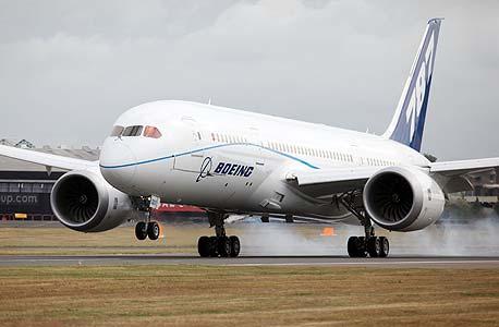 בואינג 787 דרימליינר, צילום: בלומברג