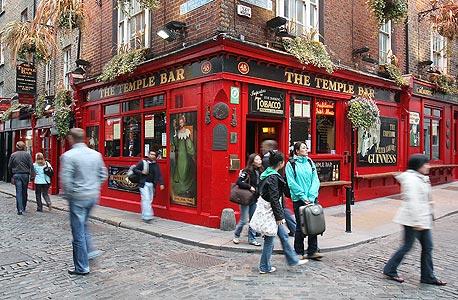 דבלין, אירלנד, צילום: בלומברג
