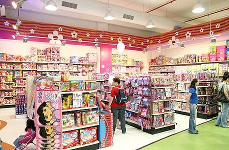 חנות צעצועים (אילוסטרציה)
