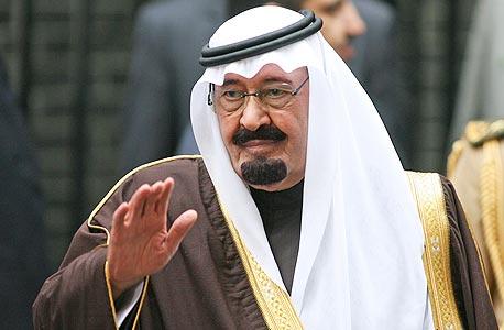 מלך סעודיה, עבדאללה. לא קיבל את הכחשת הממשלה ההולנדית במעורבותה בנושא, צילום: בלומברג