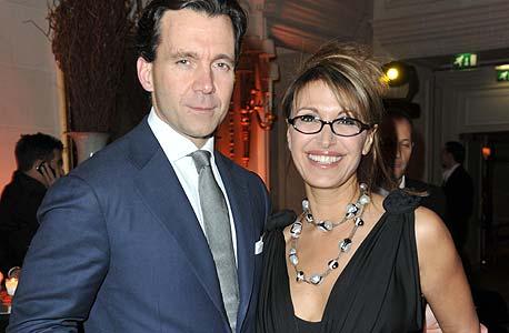 רפאל וכריסטופר נורטן, מנהל מלון ארבע העונות ג'ורג' החמישי בפריז