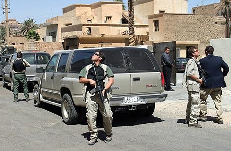 לוחמי בלקווטר בעיראק