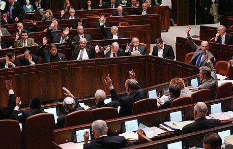 4,016 מספר הצעות החוק הפרטיות שהוגשו בכנסת ה-17