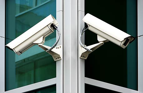 מצלמות אבטחה ציבוריות