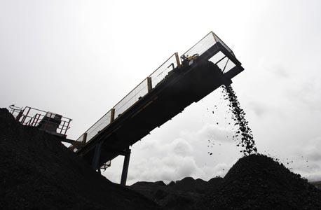פחם. גמילה בעתיד?, צילום: בלומברג
