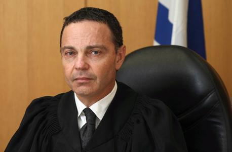 השופט אבי זמיר, צילום: עמית שעל