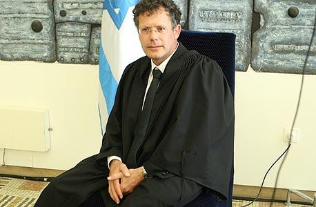 """שופט ביהמ""""ש העליון יצחק עמית, צילום: עטא עוויסאת"""