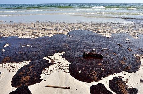מחקר: רוב הנפט שדלף למפרץ מכסיקו עדיין שם