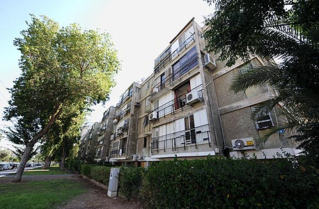 מתחם משה דיין בתל אביב. פרויקט שהתחיל מבניין אחד