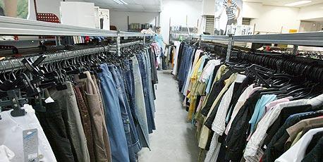 הלבשה תחתונה (ארכיון), צילום: גלעד קוולרצ