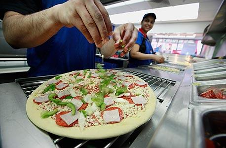 פיצה היא ירק?!, צילום: בלומברג