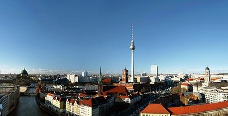 ברלין מבט מהאוויר