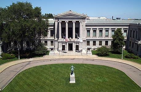 המוזיאון לאמנות בבסטון. התחזו לשוטרים