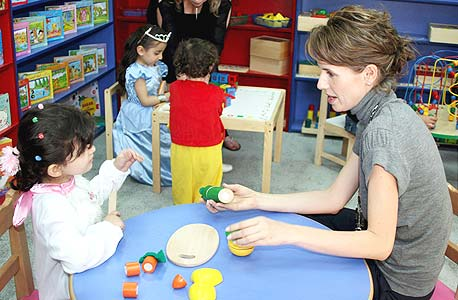 אושר: גם הורים בירושלים ובדימונה יוכלו לקבל סבסוד לצהרונים
