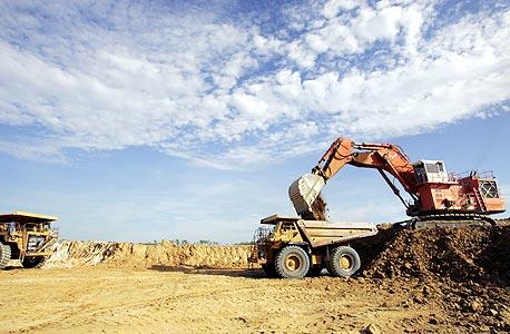 כריית אורניום, צילום: בלומברג