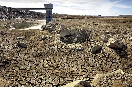 הבצורת החמורה ביותר במאה שנה, צילום: בלומברג