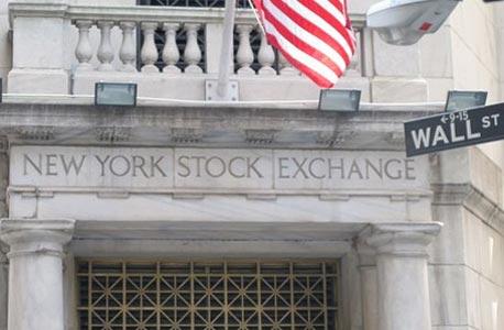 ה-NYSE בוול סטריט