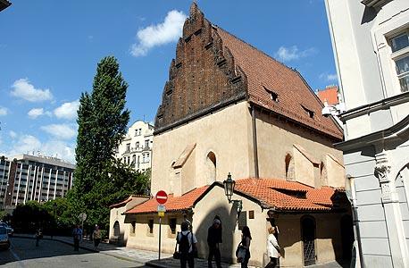 בית הכנסת הישן חדש, פראג
