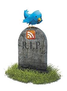 טוויטר הורגת את כוכב ה-RSS
