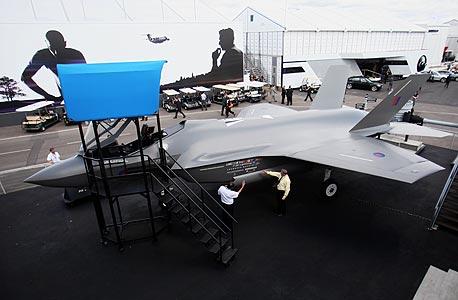 גם מפתחת ה-F-35, לוקהיד מרטין, נפלה קורבן לפריצה