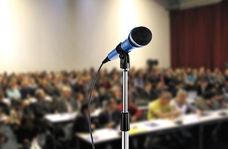 כמעט כולם חווים דרגה כלשהי של חרדה הקשורה לדיבור מול קהל