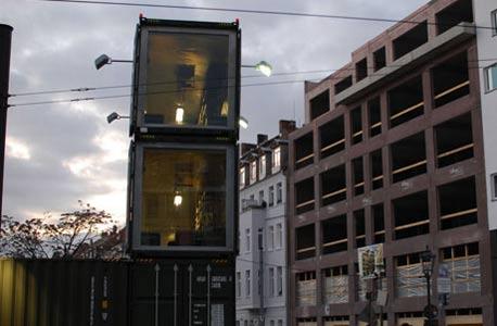 בית ממוחזר בברלין