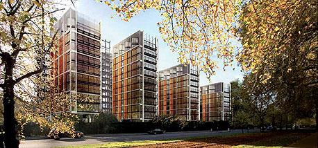הדירה היקרה בעולם: פנטהאוז דו קומתי בלונדון נמכר ב-216 מיליון דולר