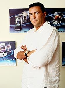 """פיאמנטה. """"פרטנר היא לקוח חשוב שלנו, אבל סלקום ופלאפון חשובות לא פחות"""""""