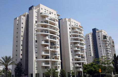 פרויקט אחוזת הנשיא ברחובות. בעיר מורגש מחסור בדירות חדשות