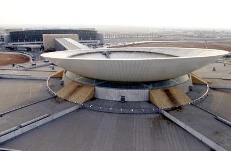 נמל התעופה בן גוריון, צילום: שאול גולן