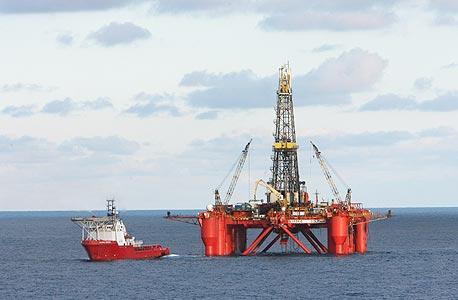 קידוח נפט בים הצפוני