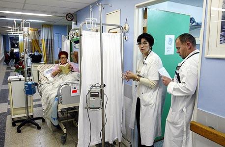 בית חולים אסף הרופא (ארכיון), צילום: צביקה טישלר
