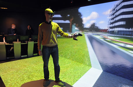 מציאות מדומה, צילום: בלומברג