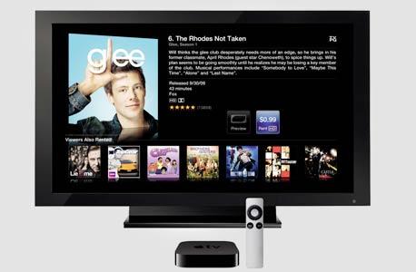 אפל TV: קופסה שחורה ומאכזבת
